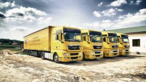 Nyírtrans belföldi áruszállítás
